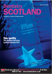Dr Halley Invited onto Dentistry Scotland Magazine's Editorial Board