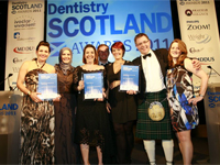 The Up and Coming Dentistry Scotland Awards 2012