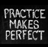 """Practice Makes Perfect – Guest Blog"""