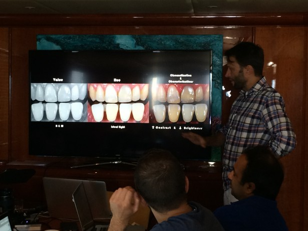 Advancing Digital Smile Design Technology