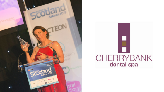 The Edinburgh Reporter: Award for Scottish dentist